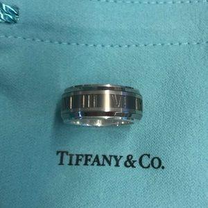 d5045599c Women Tiffany Co Ring Titanium on Poshmark